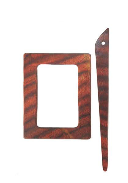 Picture of Pin de madera rose S/C