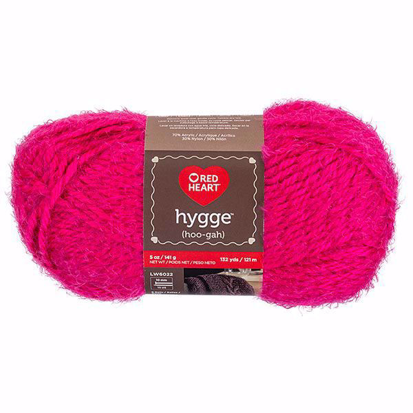 Picture of Estambre hygge 8791-Hot pink